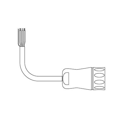 Product picture of the Accessory Mating Cable Assembly