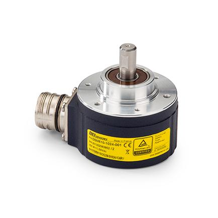 Product picture of the DSM5H SIL3 Incremental Rotary Encoder
