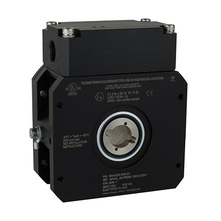 Encoder MAAX Absolute Multi-turn Explosion-proof Stackable Image