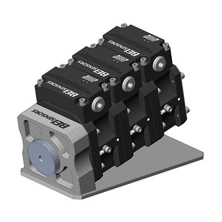 Encoder MAAX Absolute Multi-turn Explosion-proof Stacked Image