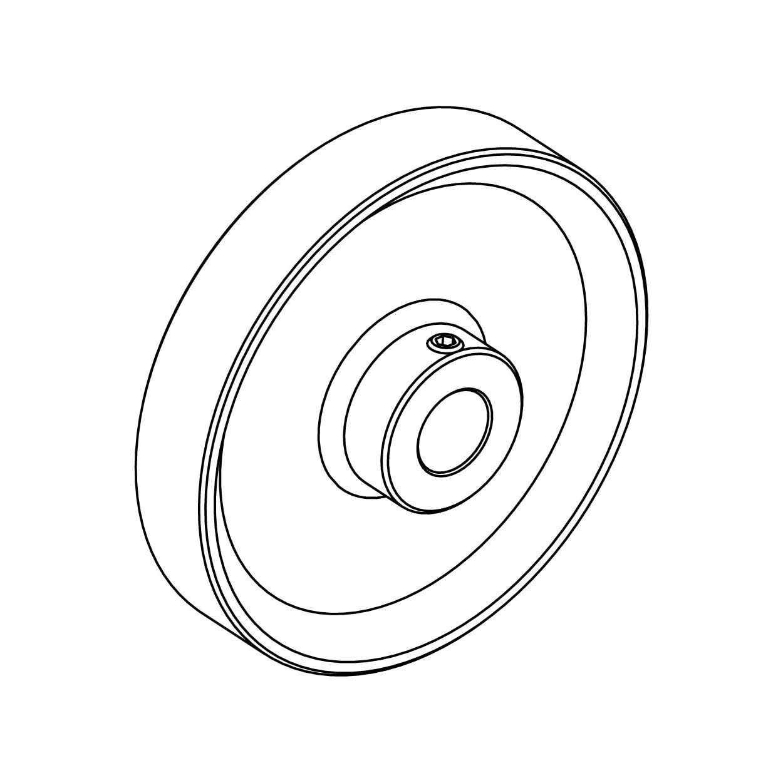 Measuring Wheel 200mm Image