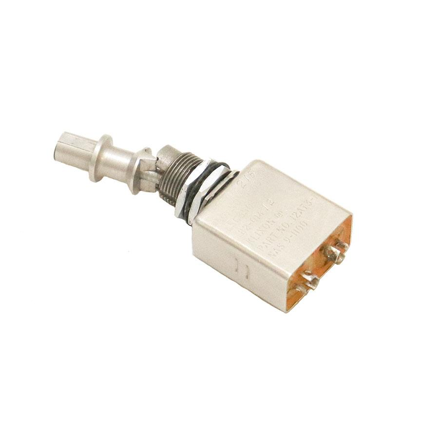 12AT Series Toggle Actuated Hermetic Switches