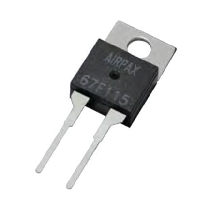 Product image of 6700 Subminiature Thermostat Power Controls