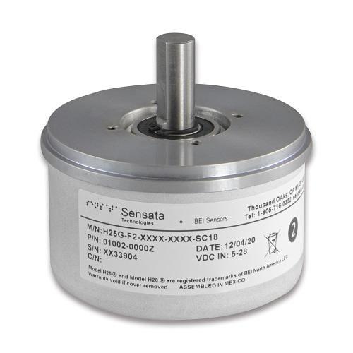 H25 SC Incremental Encoder Image