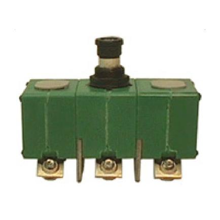 Image of 9TC aircraft circuit breaker