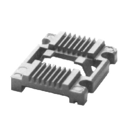 Image of 3/4 x 1 carrier for straight lead flatpack devices