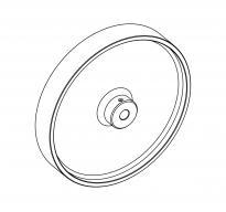 Measuring Wheel 500mm Image