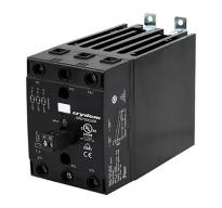 DR67 AC DIN Rail Mount 3-Phase SSR